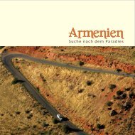 Armenien - Shirak Tours
