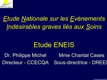 9h25 L'étude ENEIS - ADIPh