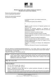 Ministère de l'emploi, de la cohésion sociale et du logement ... - ADIPh