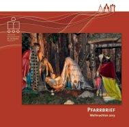 Pfarrbrief St. Laurentius Warendorf Weihnachten 2013