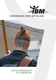 Mitteilungsblatt Nr. 4/2013 (PDF) - Turnverband Bern Mittelland