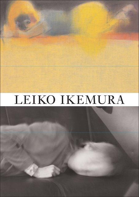 Flyer Leiko Ikemura - Sauerland-Museum