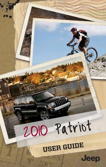 2010 Patriot Ug 2nd Pdf - Auto Repair