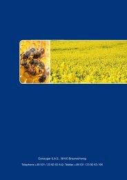 The Proper Feeding Of Bees - Nordzucker AG