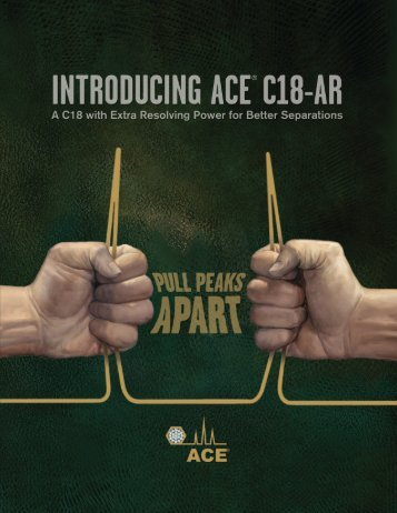 ACE C18-AR - MAC-MOD Analytical Inc.