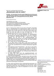 """""""Gemeinsam sind wir stark."""" - Jugendfeuerwehr Hamburg"""