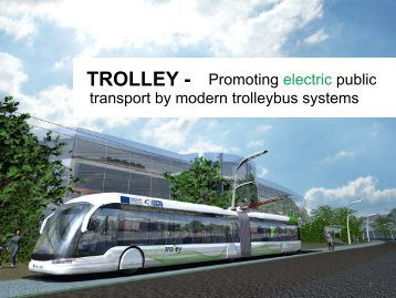 TROLLEY - Promoting electric public