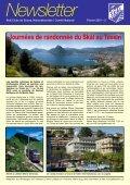 Newsletter 2010 - Skal International Switzerland - Page 5