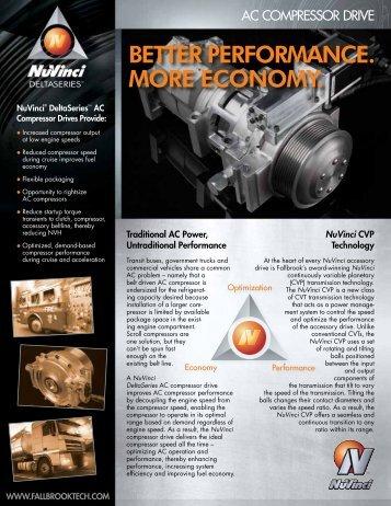 AC Compressor Datasheet - Fallbrook Technologies Inc.