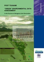 Doc_Post Tsunami GDA-NAD (Eng-UNEP).pdf - Wetlands ...