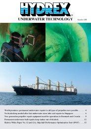 Hydrex magazine 199 - Hydrex Underwater Technology