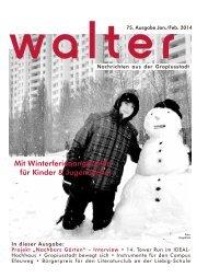 Mit Winterferienangeboten für Kinder & Jugendliche!
