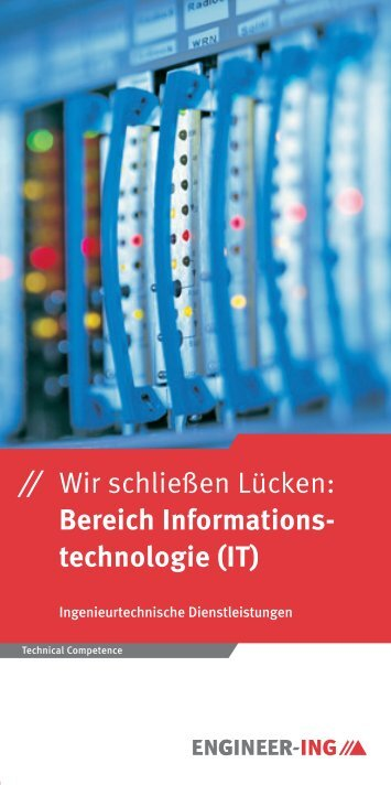 Informationstechnologie - Job AG