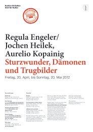 Freitag, 20. April, bis Sonntag, 20. Mai 2012