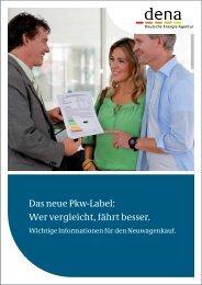 PDF: Flyer für Verbraucher - Pkw-Label