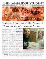 Lent Issue 6 2007 - The Cambridge Student
