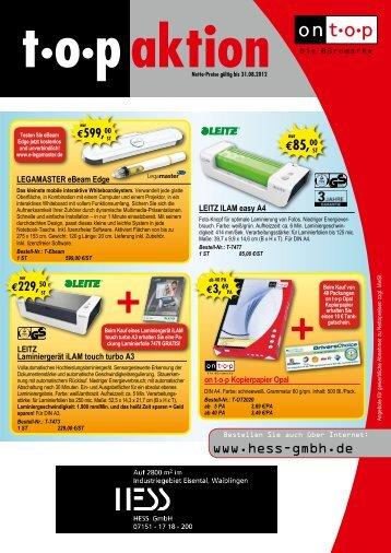 3,49 - Hess GmbH