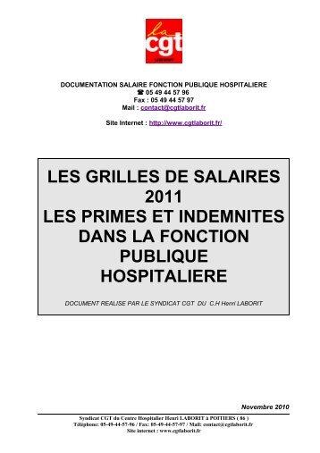 Grilles De Salaire De L Ap Hp