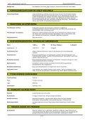 SIKKERHEDSDATABLAD Salpetersyre-opl. med 20 ... - Frederiksen - Page 2