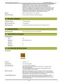 SIKKERHEDSDATABLAD Salpetersyre-opl. med 20 ... - Frederiksen - Page 3