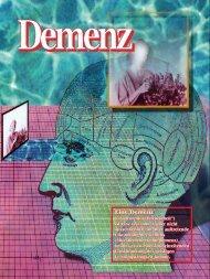 Eine Demenz - Pro Patient online