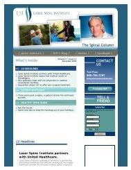 Laser Spine Institute Dec 09.pdf