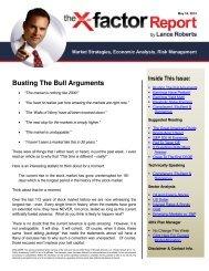 Busting The Bullish Arguments - StreetTalk Live
