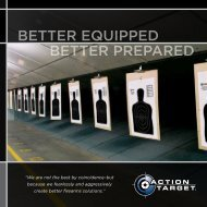 Law Enforcement - Action Target