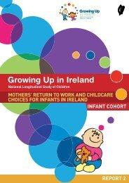 report - Growing Up in Ireland