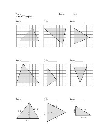 Epi Triangle Practice Problem And Worksheet Pdf