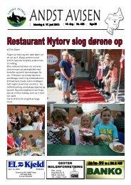 Andst Avisen uge 25 2013