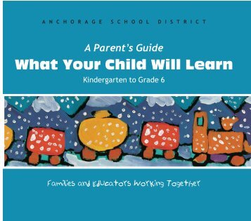 What Your Child Will Learn - Frontier Charter School