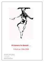 A travers le dessin … - Art11.com