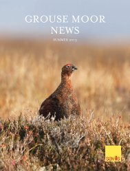 Grouse Moor News 2013 - Savills