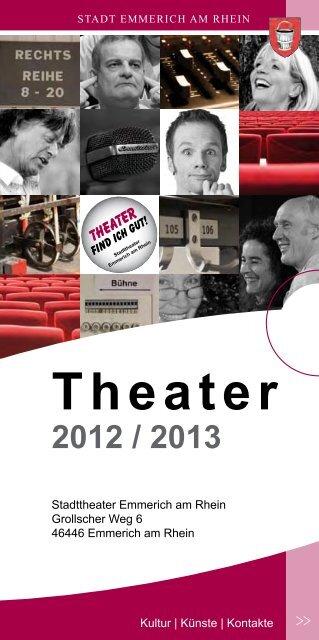 Theater 2012 / 2013 - Emmerich