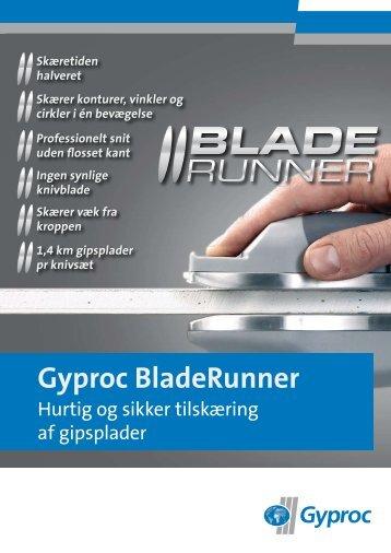 Gyproc BladeRunner