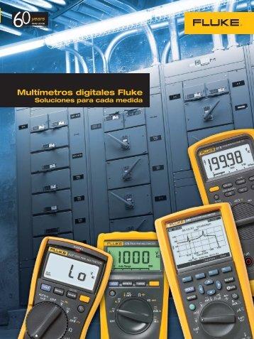 Catálogo de Multímetros - Adler Instrumentos