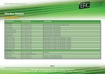 +49(0)89/608 24 826 · partner@erc-hplc.de - ERC Gmbh