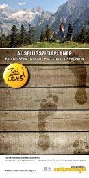 AUSFLUGSZIELEPLANER - Download brochures from Austria