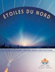 Étoiles du nord - Base de données en alphabétisation des adultes