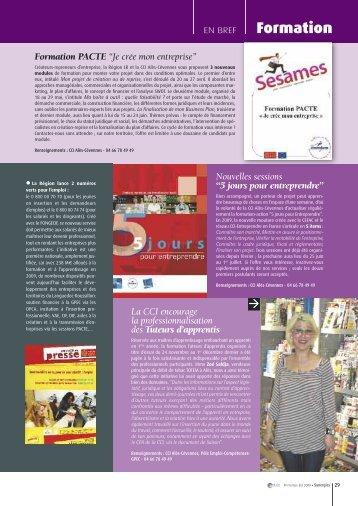 Mise en page 1 - (CCI) Alès Cévennes