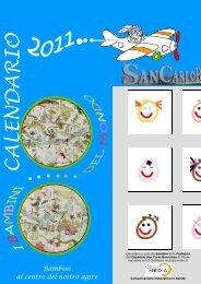 Il Calendario della Pediatria 2011 - Ospedale San Carlo Borromeo