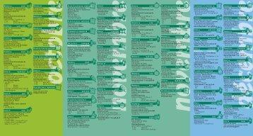 Agenda culturel Octobre 10 - janvier 2011 - Chêne-Bougeries
