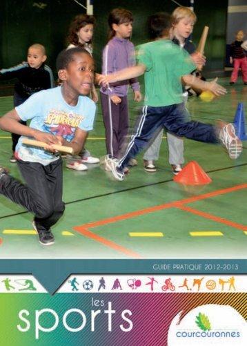 Guide des Sports 2012/2013 - Courcouronnes