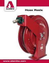 Hose Reels - Products 4 Engineers
