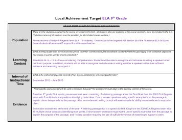 new york state lesson plan template - pretty student learning objective template images gallery