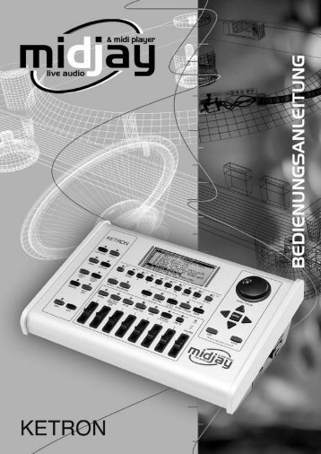 02 KETRON MIDJAY tedesco - Musikhaus City Sound
