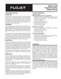 Flojet 2100-232 - IqTMA-UVa - Page 2