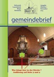 Gemeindebrief 2013_10_11.pdf - Martin-Luther-Kirchengemeinde ...