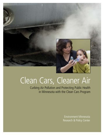 Download Clean-Cars-Cleaner-Air.pdf - Frontier Group